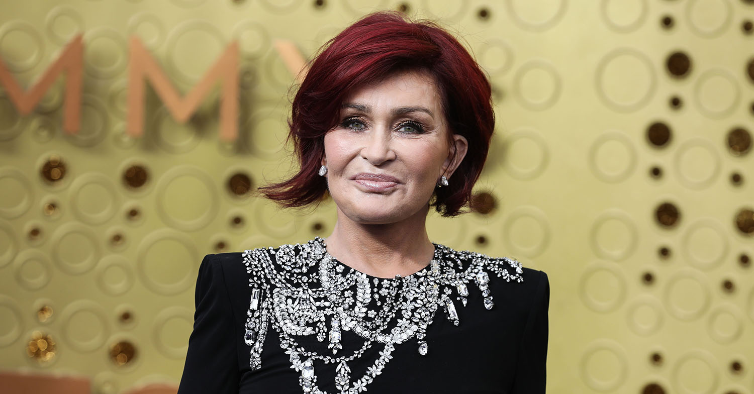 Sharon Osbourne says fat women can't be happy as she congratulates Adele