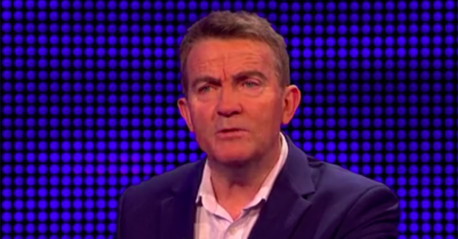 The Chase viewers left stunned at Bradley Walsh's savage attack on Piers Morgan