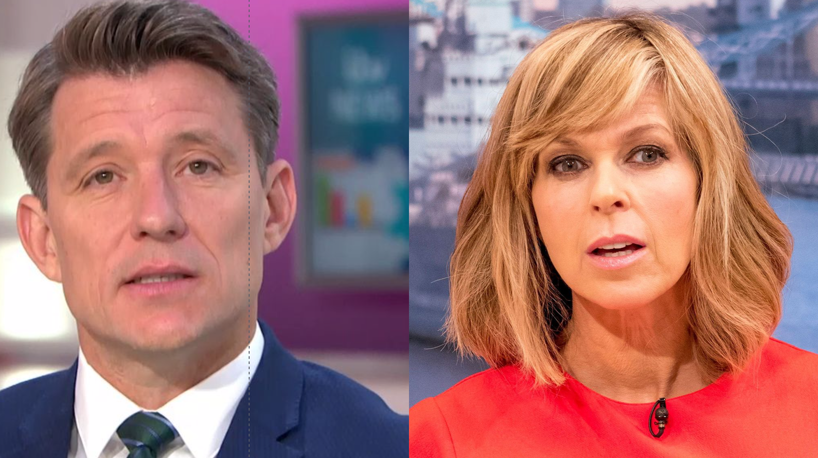 Ben Shephard gives update on Kate Garraway's husband Derek Draper to GMB fans