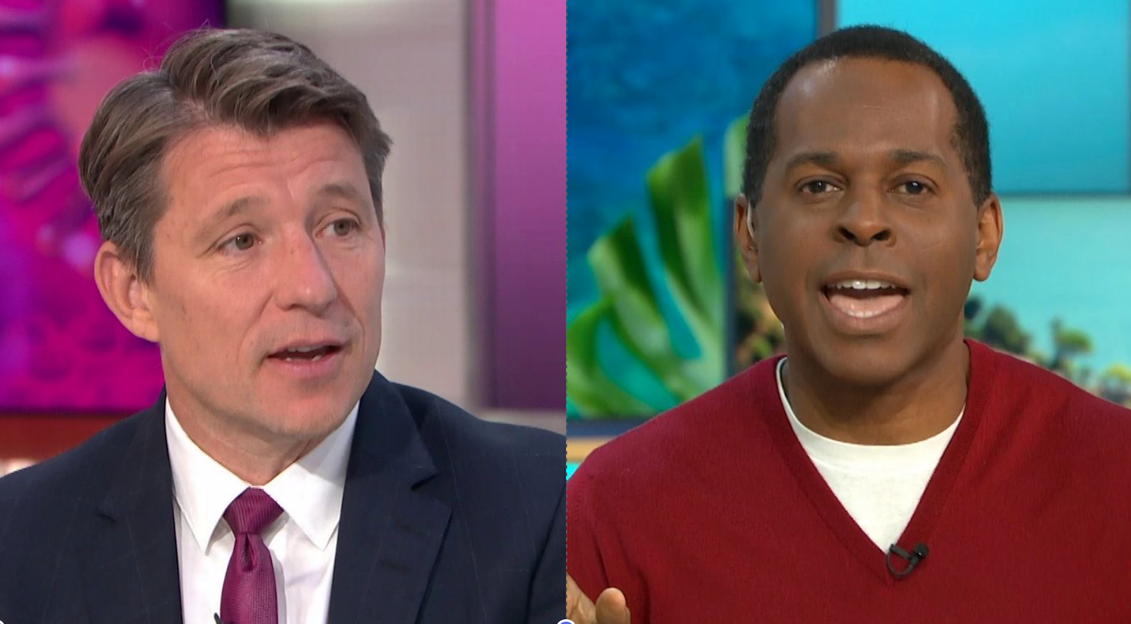 Andi Peters told off by 'miserable' GMB bosses as he suffers TWO huge blunders live on air