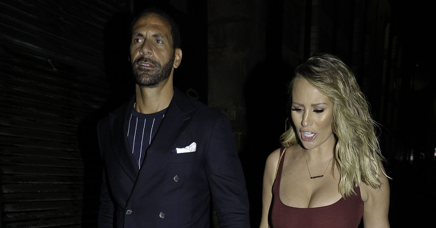 kate and rio ferdinand