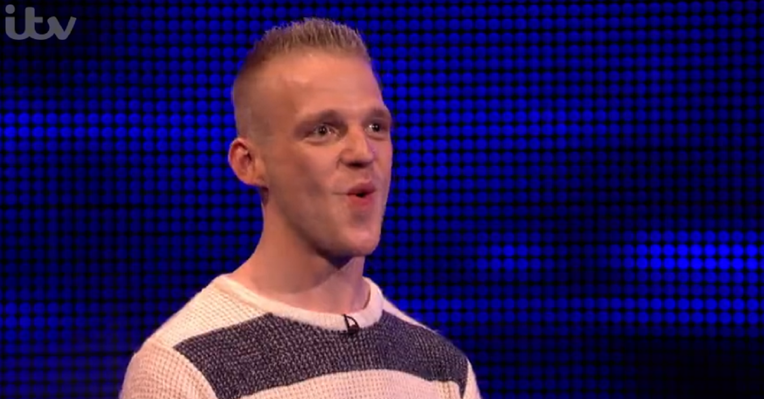 The Chase viewers gobsmacked as contestant Ryan gets £50k by 'guessing'