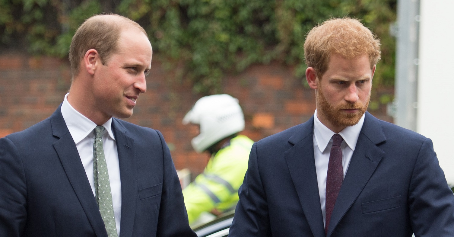 Prince William praised for including Prince Harry in letter to The Diana Awards