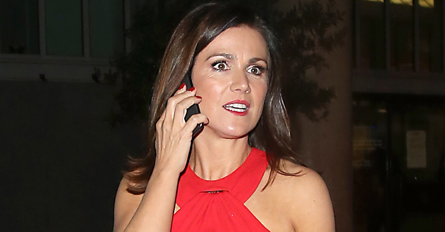 Susanna Reid reveals painful injuries after taking up cycling in London