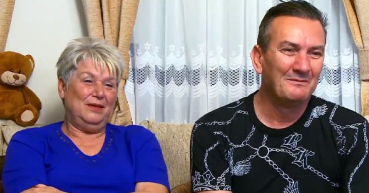 Gogglebox Jenny and Lee
