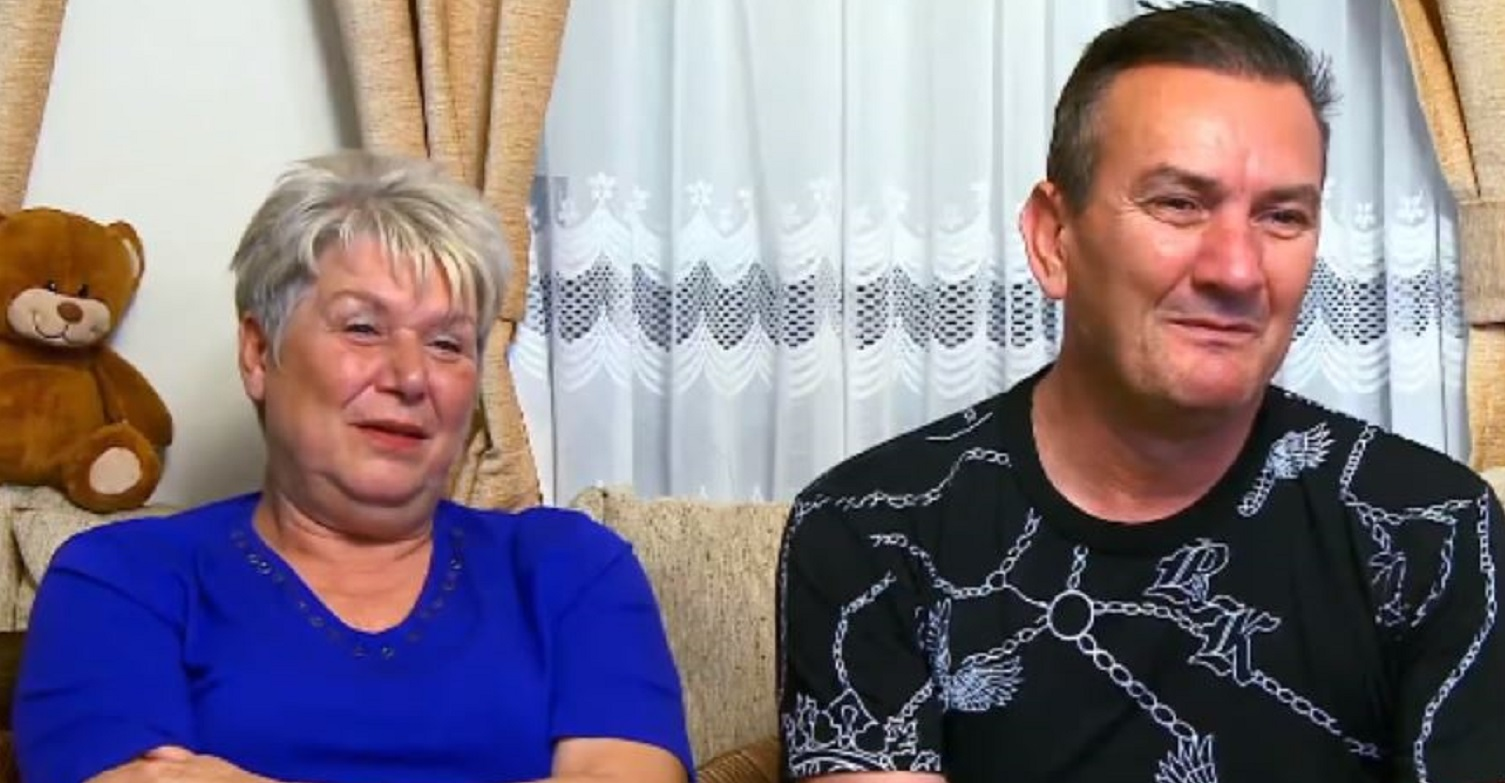 Gogglebox fans shocked as favourites Jenny Newby and Lee Riley reveal 'twinning' lockdown transformation
