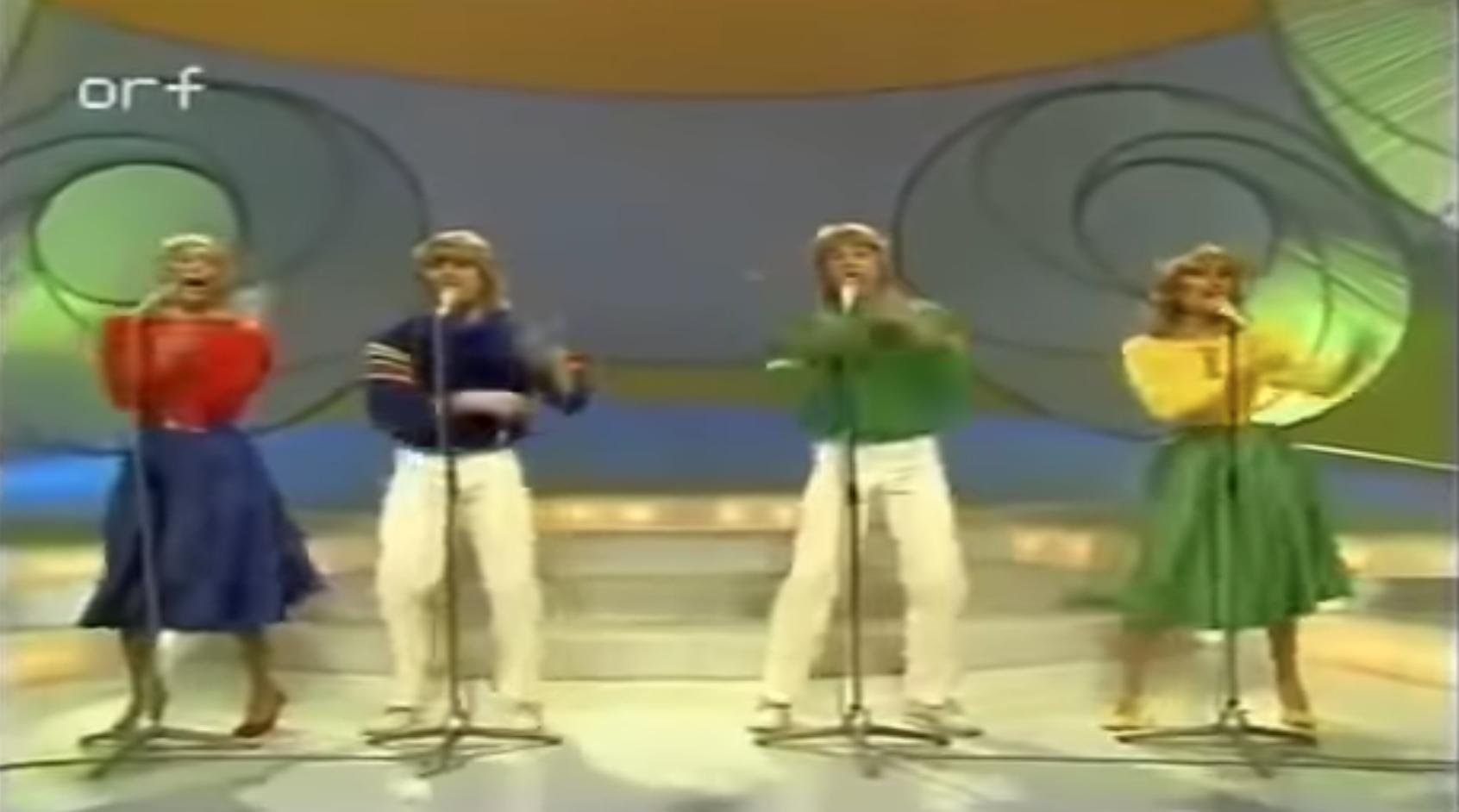 Bucks Fizz Eurovision