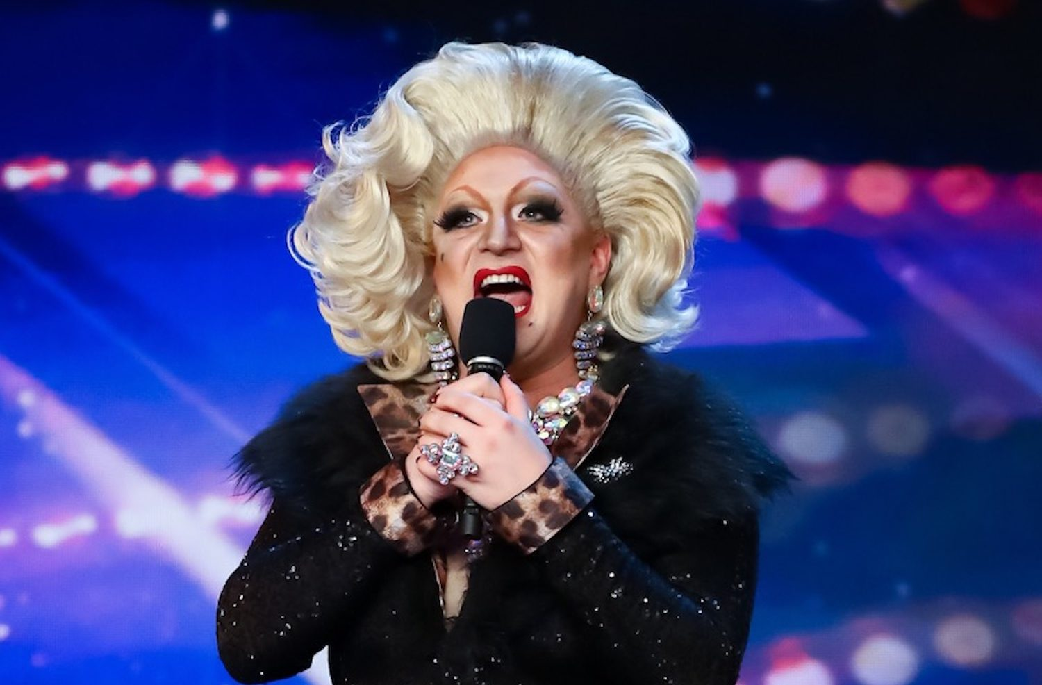 BGT star Myra DuBois is hosting FREE comedy shows online during lockdown – here's how you can watch