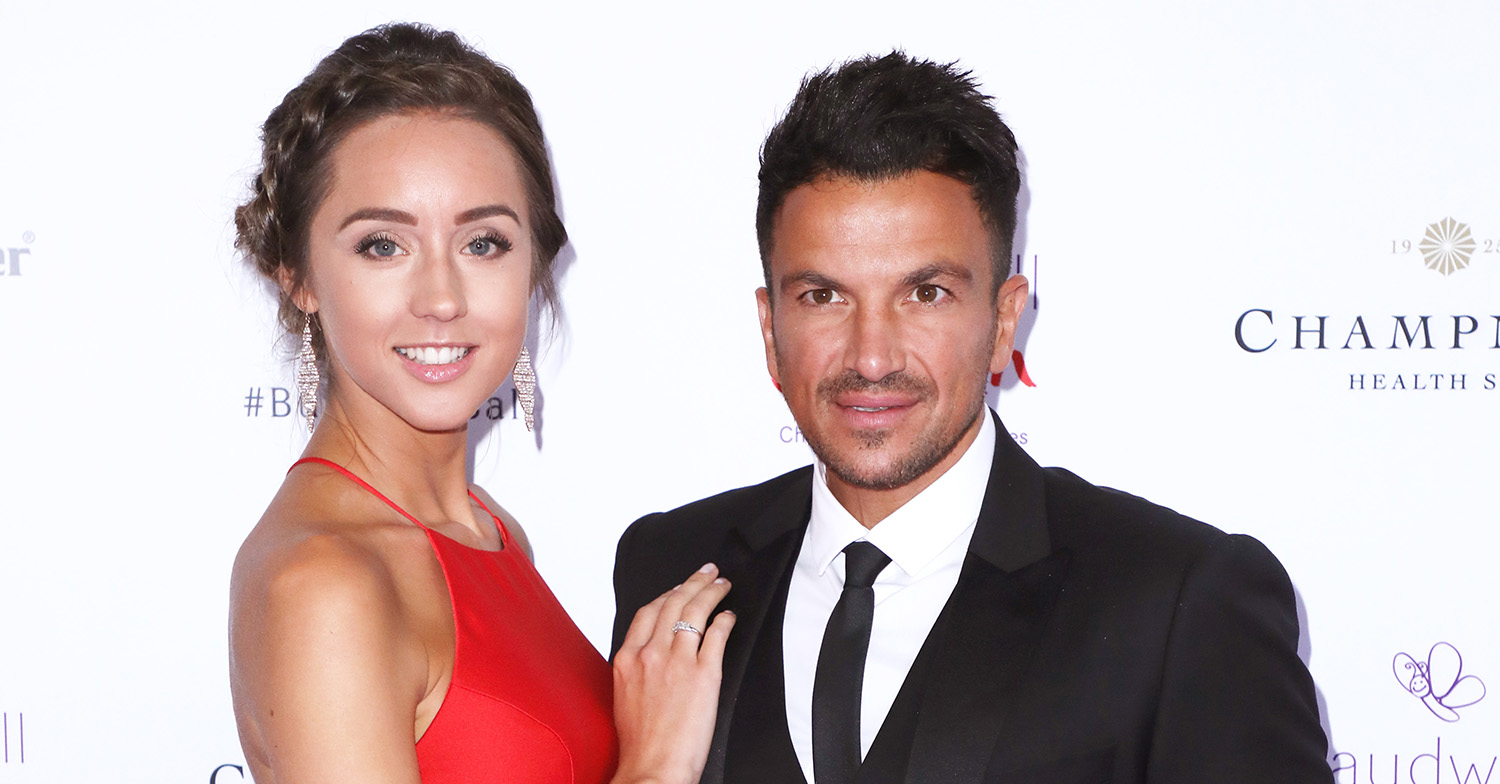 Peter Andre treats wife Emily to steak dinner after 'in the dog house' comment