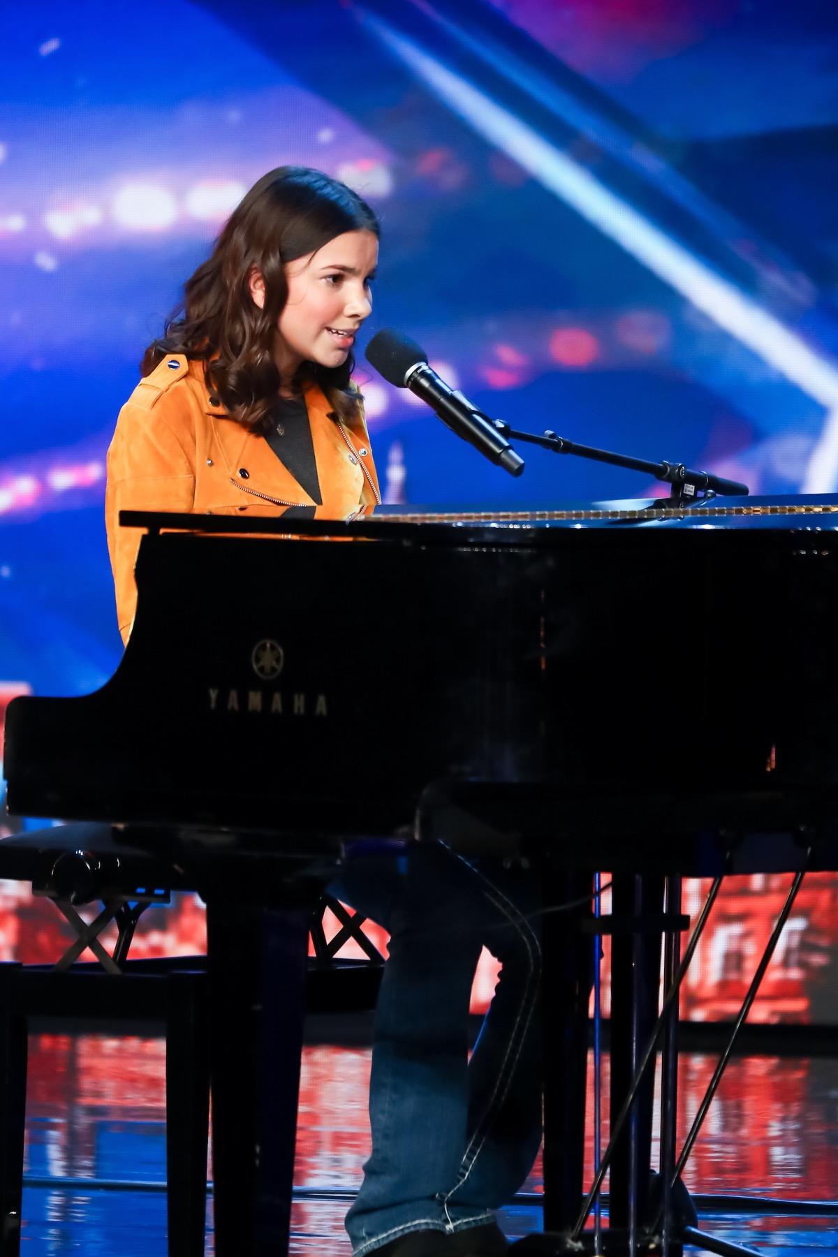 Sirine Jahangir BGT (Credit: Syco/Thames)