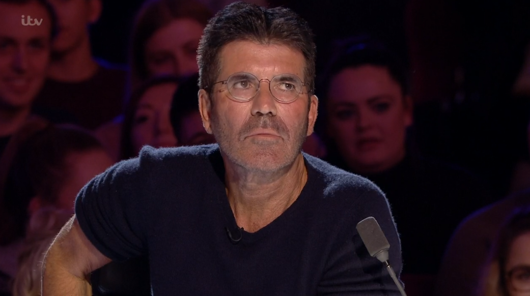 BGT viewers demand Simon Cowell stop 'annoying' habit