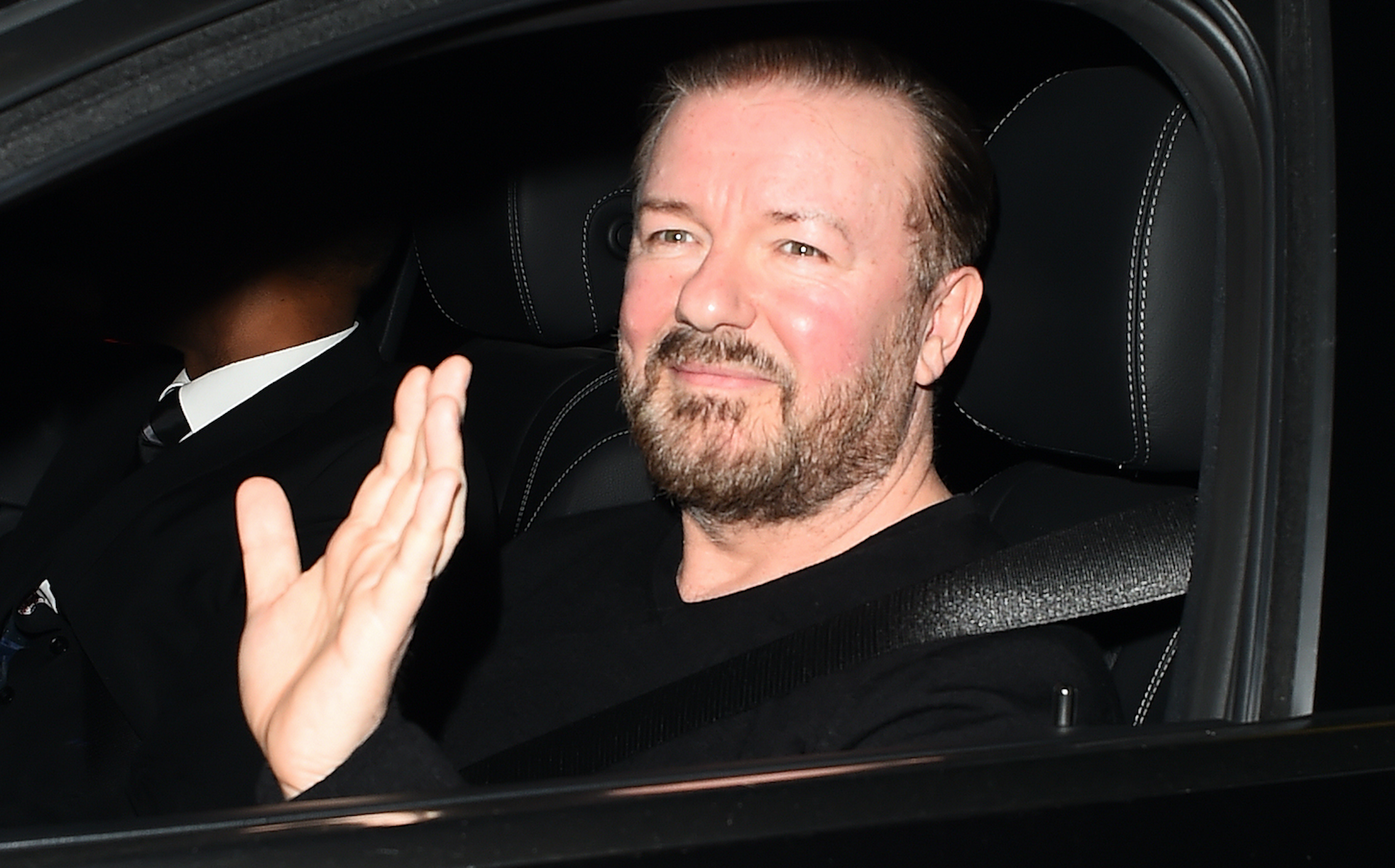 Ricky Gervais calls for NHS heroes to get New Years Honours - and for celebs to be BANNED
