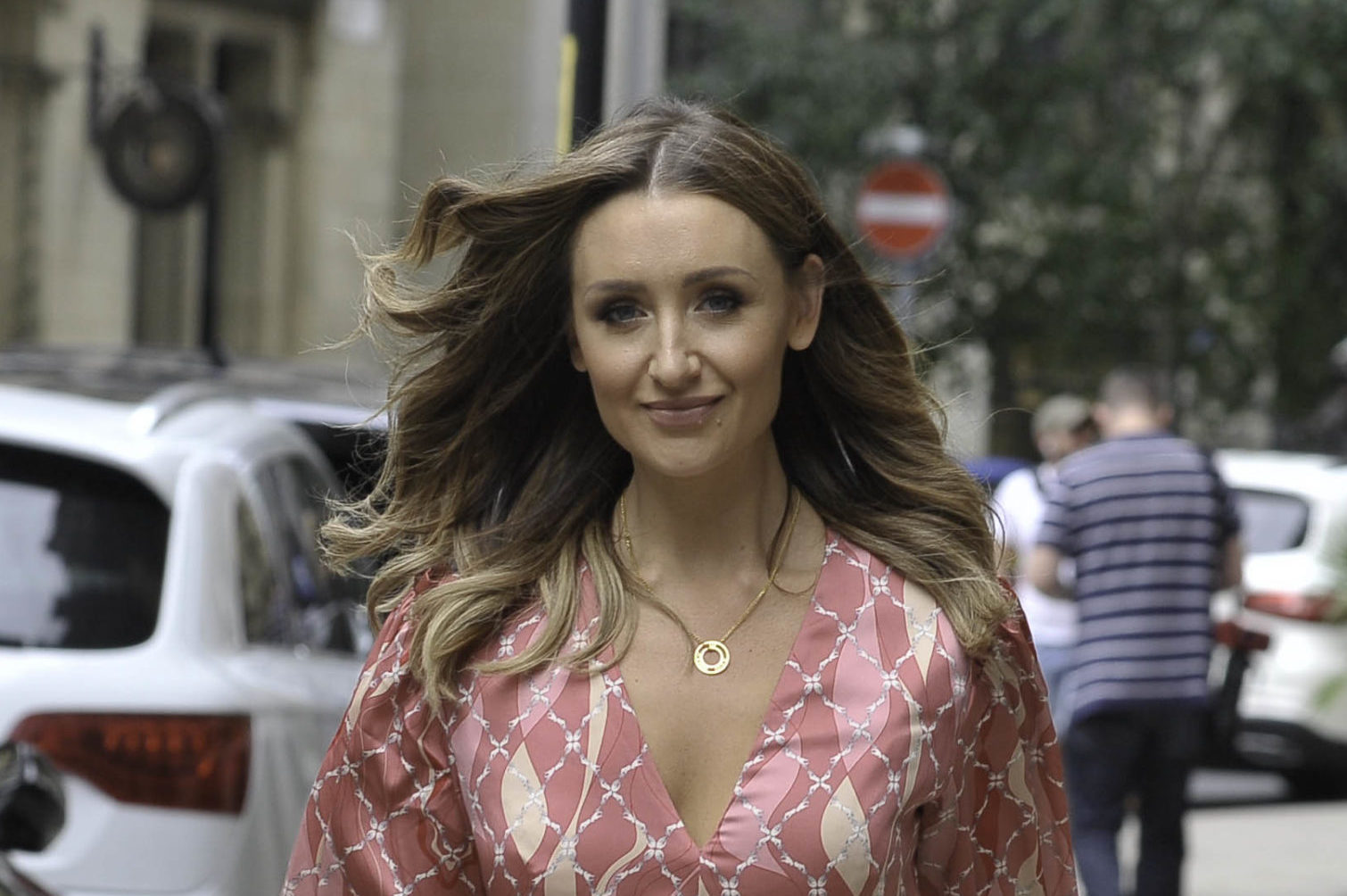 Corrie's Cath Tyldesley 'lined up to replace Holly Willoughby on Celebrity Juice'