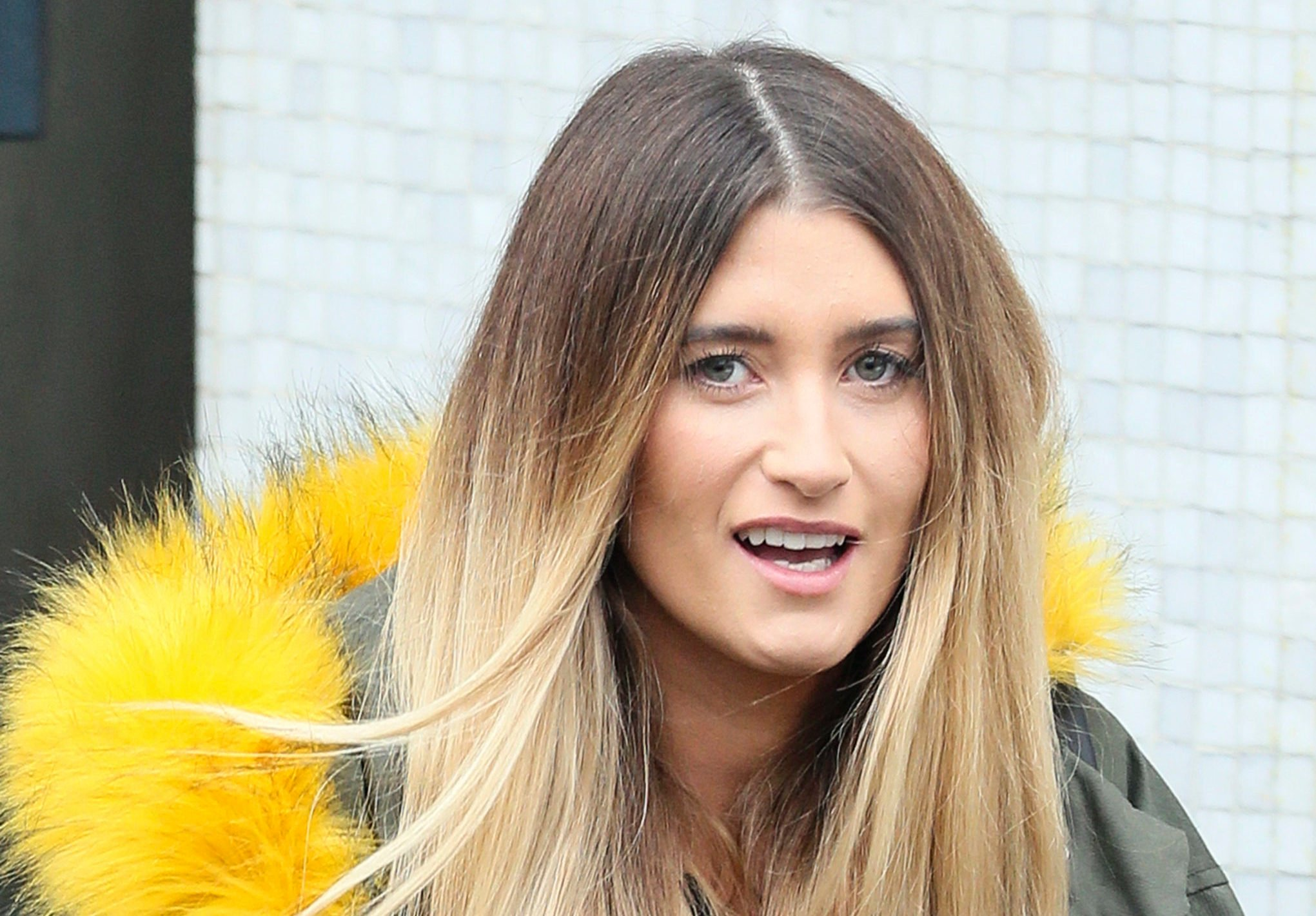 Emmerdale's Charley Webb joins TikTok and shows son Buster's acting talents