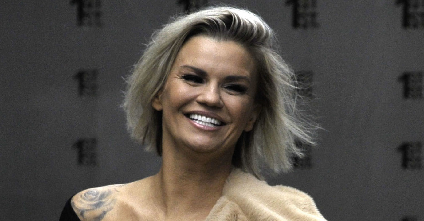 Kerry Katona shows off her abs in new bikini picture and says her confidence has gone 'through the roof'