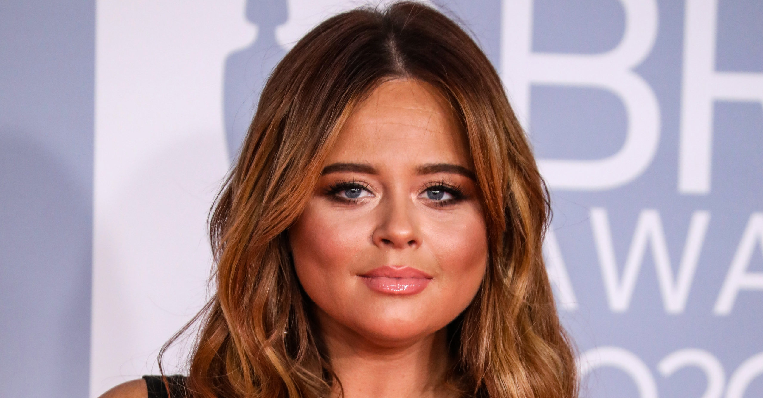Emily Atack looks sensational as she shows off the results of her lockdown hair and body transformation