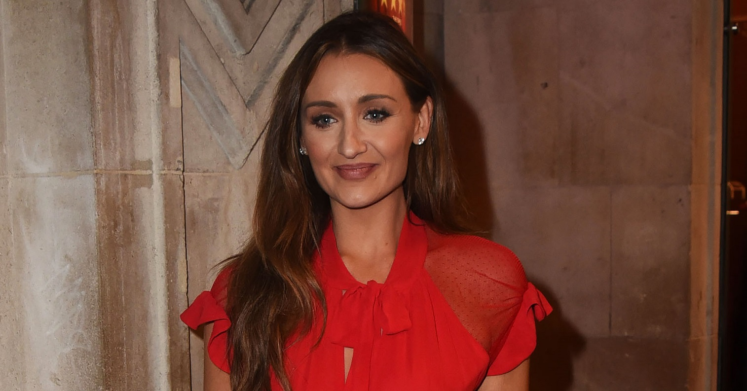 Catherine Tyldesley shares naked bath snap and tells fans she's 'done' with lockdown