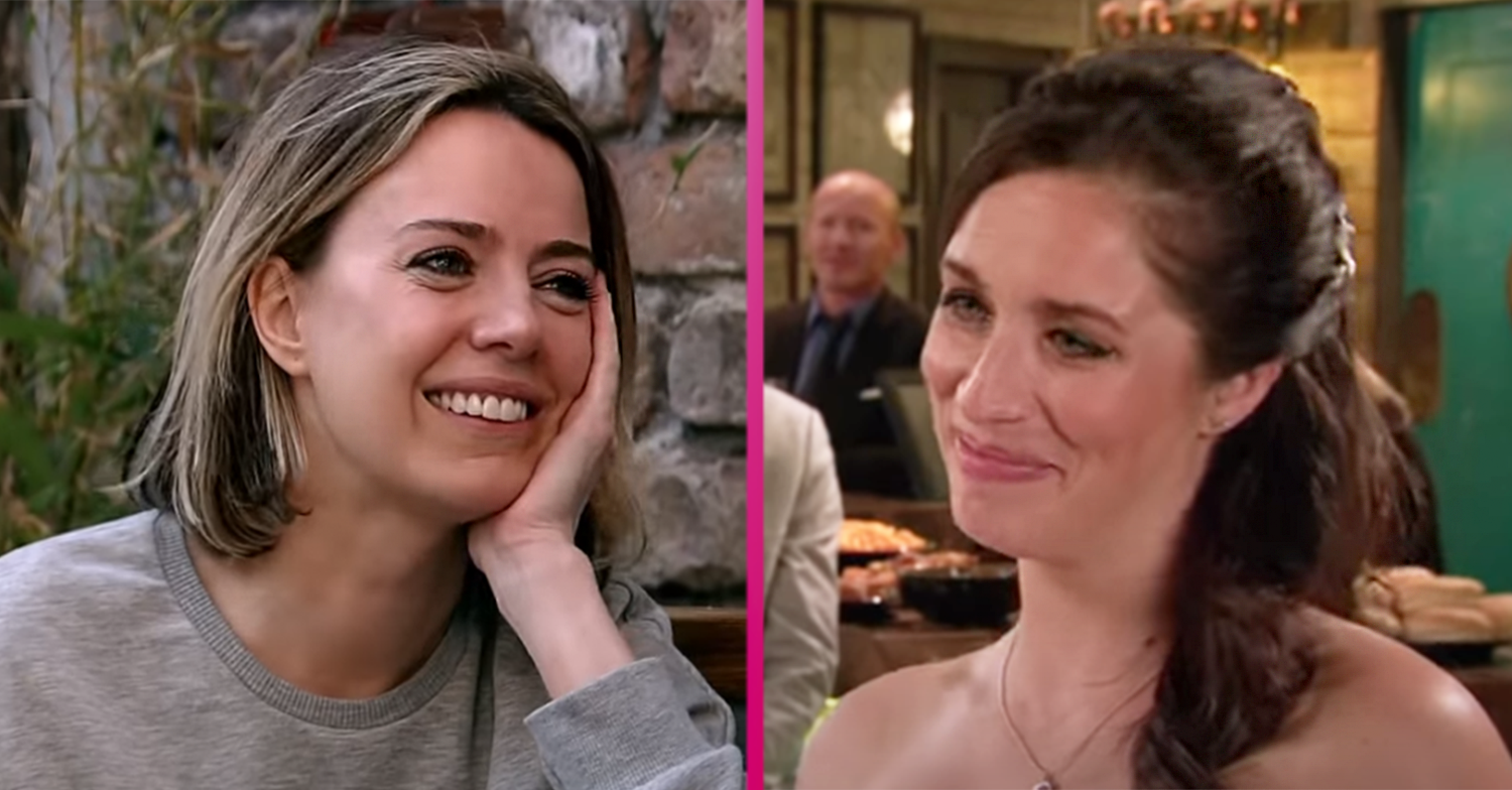 Coronation Street star Julia Goulding wants Abi Franklin and Shona Platt lesbian fling