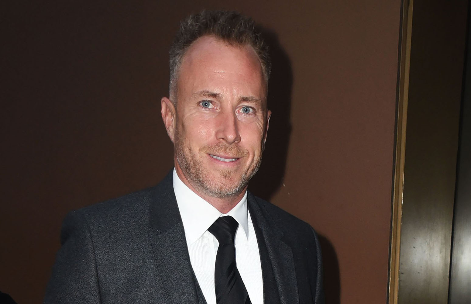 James Jordan reveals dad is in hospital after suffering another stroke