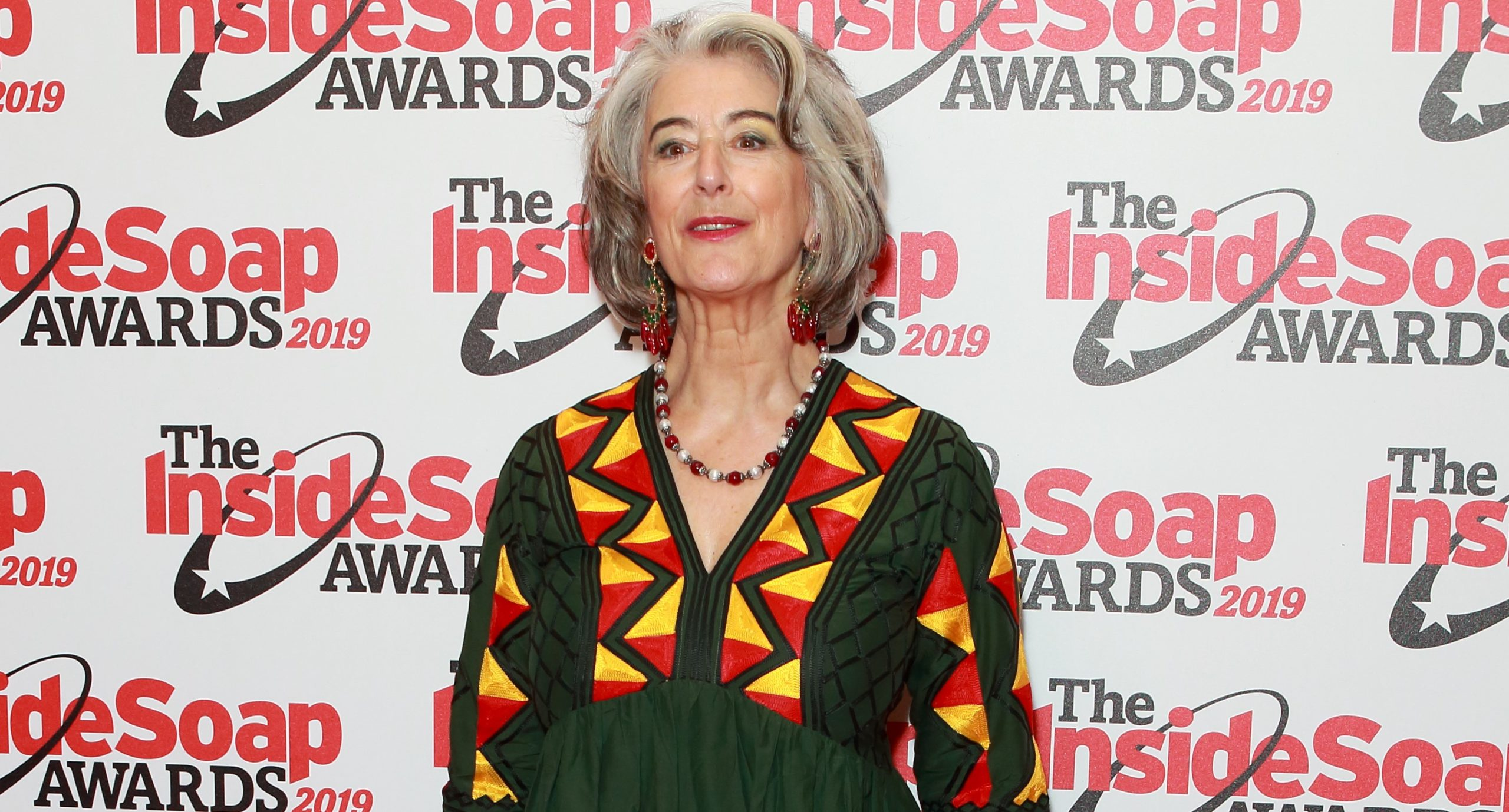Coronation Street star Maureen Lipman thinks she spread coronavirus at the soap