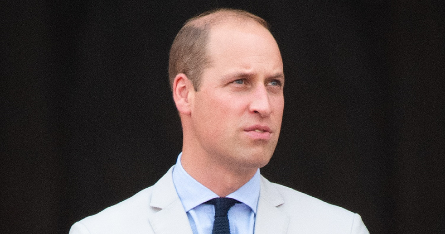 Prince William could have dodged out of video call for Archie's birthday, royal expert claims