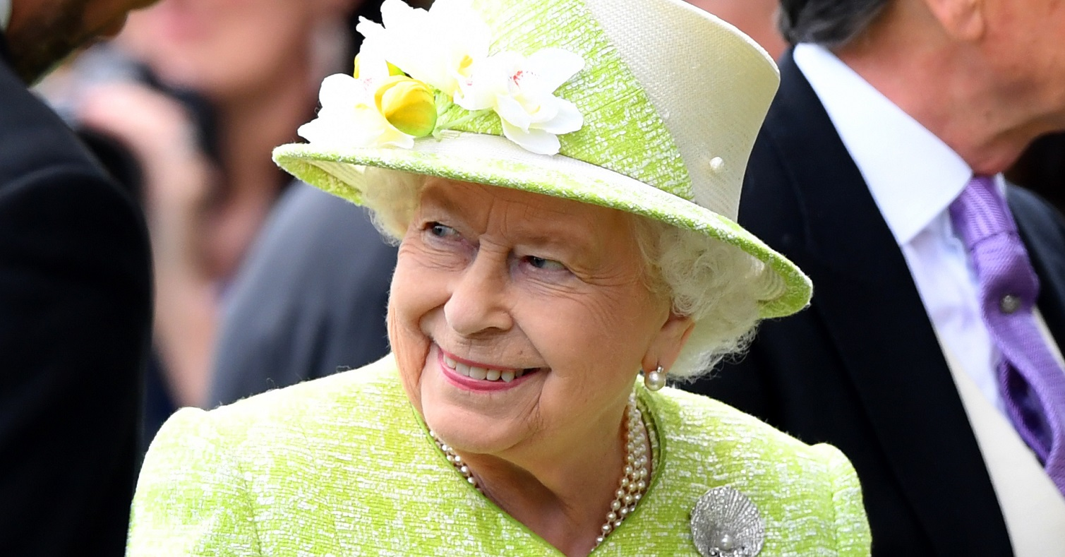 The Queen has been 'styling her own hair' during lockdown