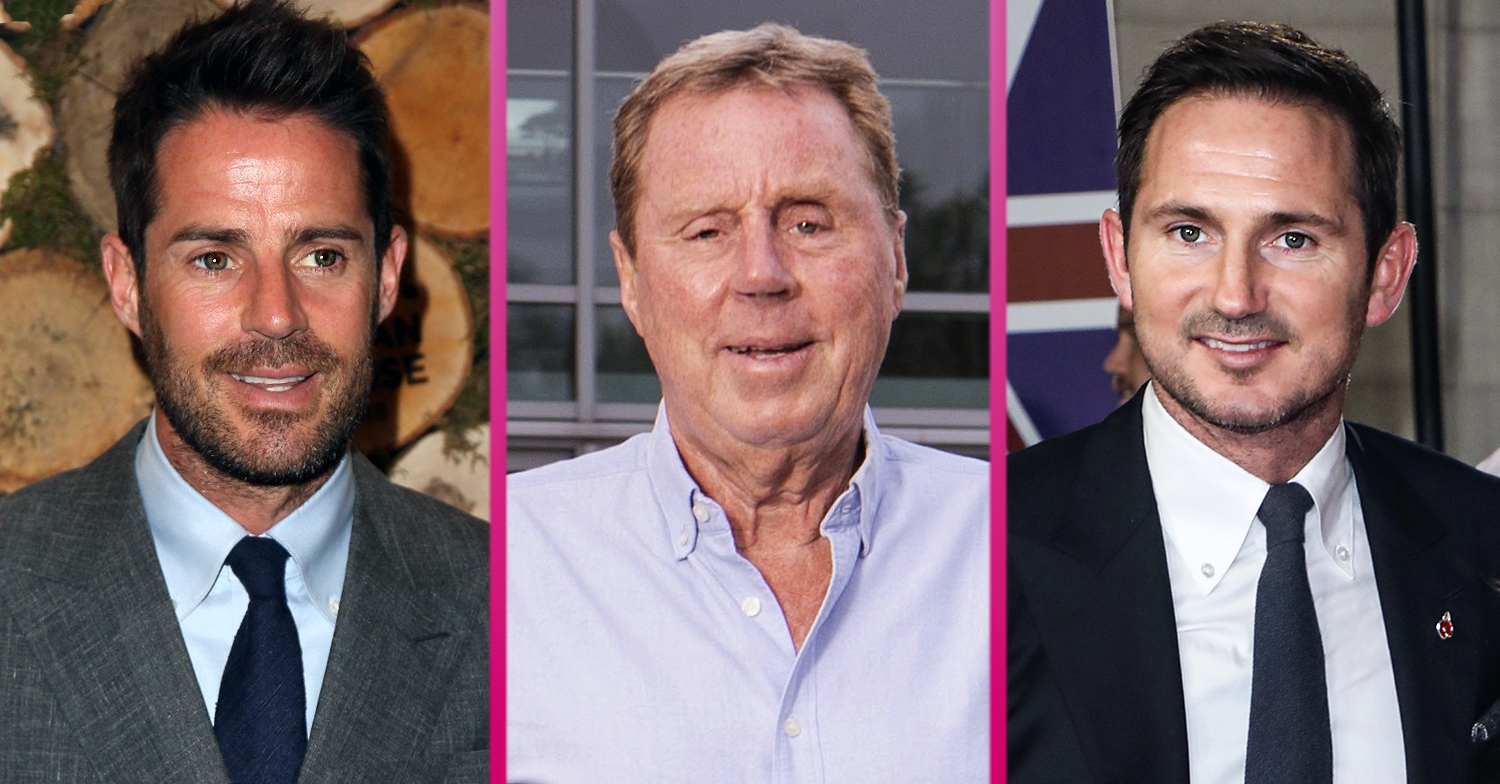 Harry Redknapp's famous family tree revealed – including son Jamie and nephew Frank Lampard