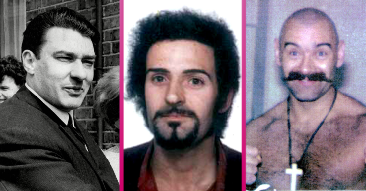 Broadmoor most notorious prisoners