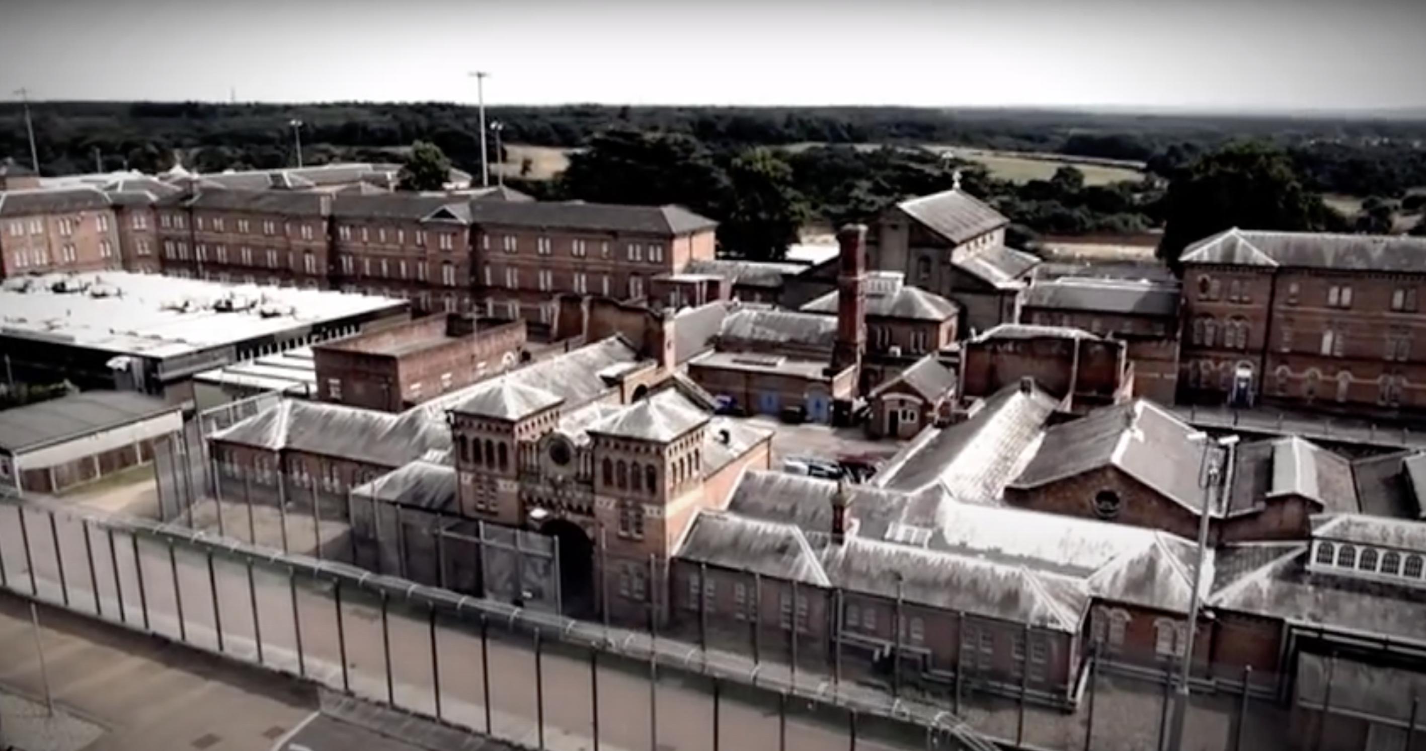 Broadmoor prisoners (Credit: ITV)