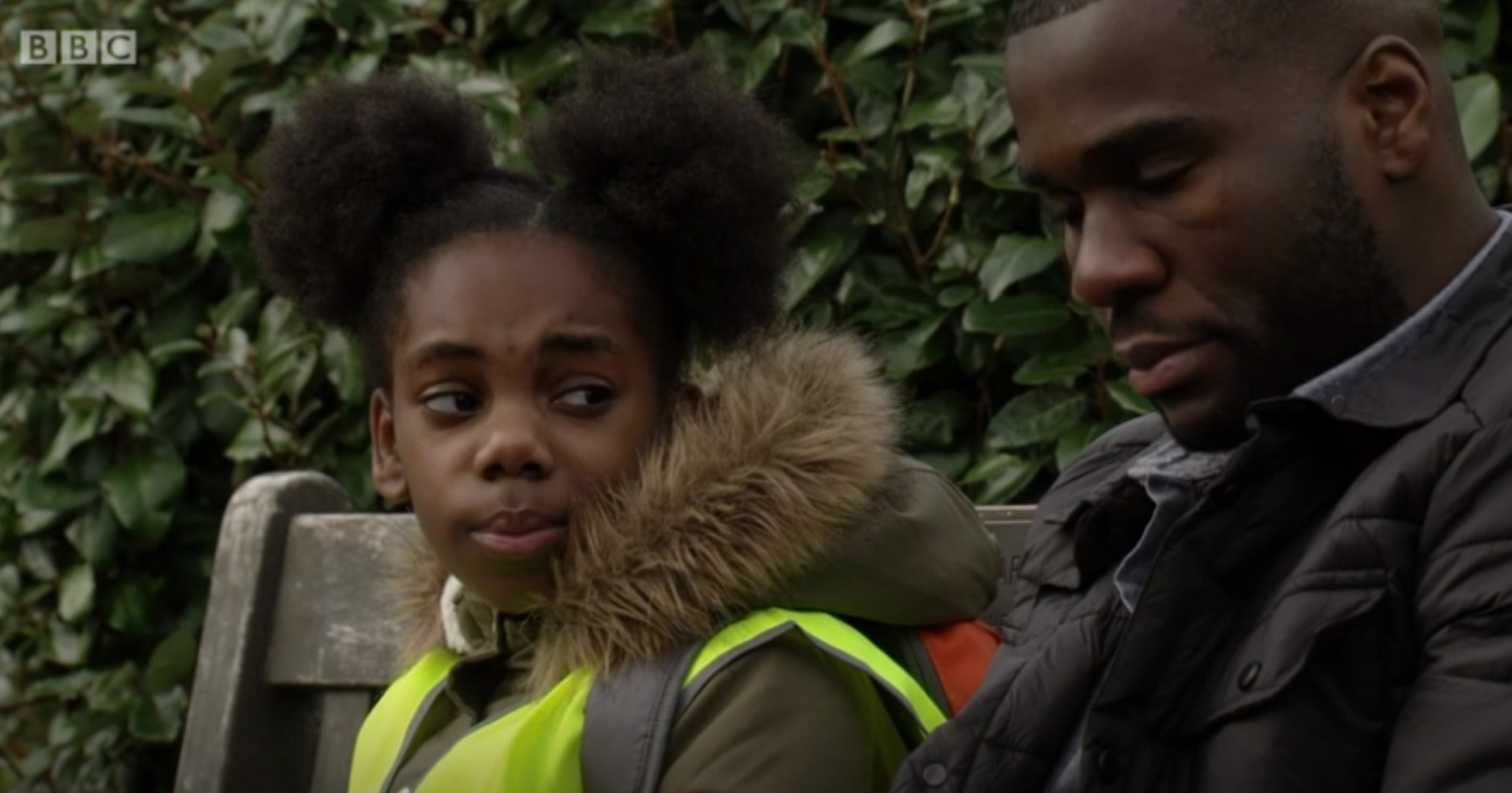 EastEnders fans brand Bailey 'the most mature' character after giving Isaac advice