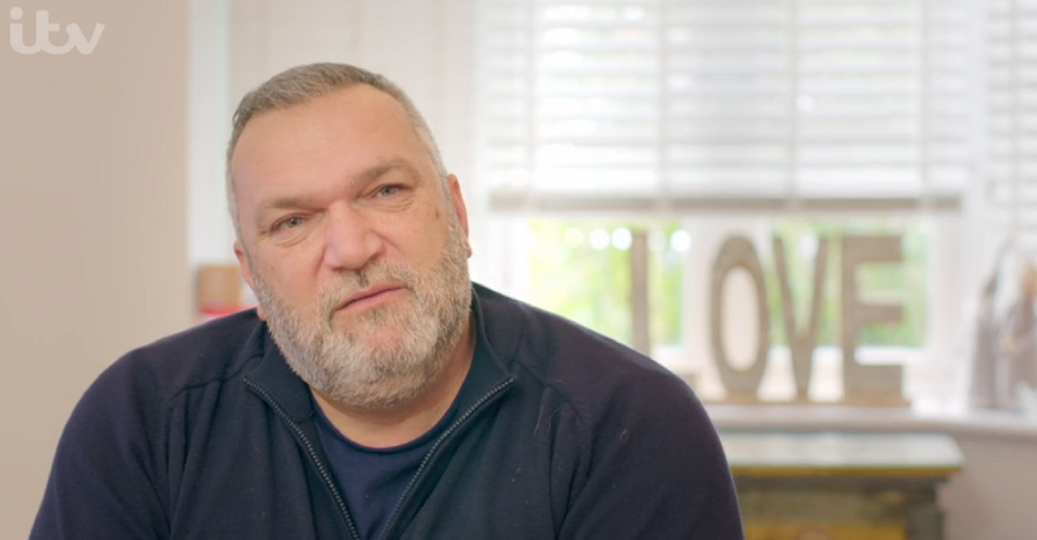 Harry's Heroes: Euro Having a Laugh viewers in tears over Neil 'Razor' Ruddock's health issues