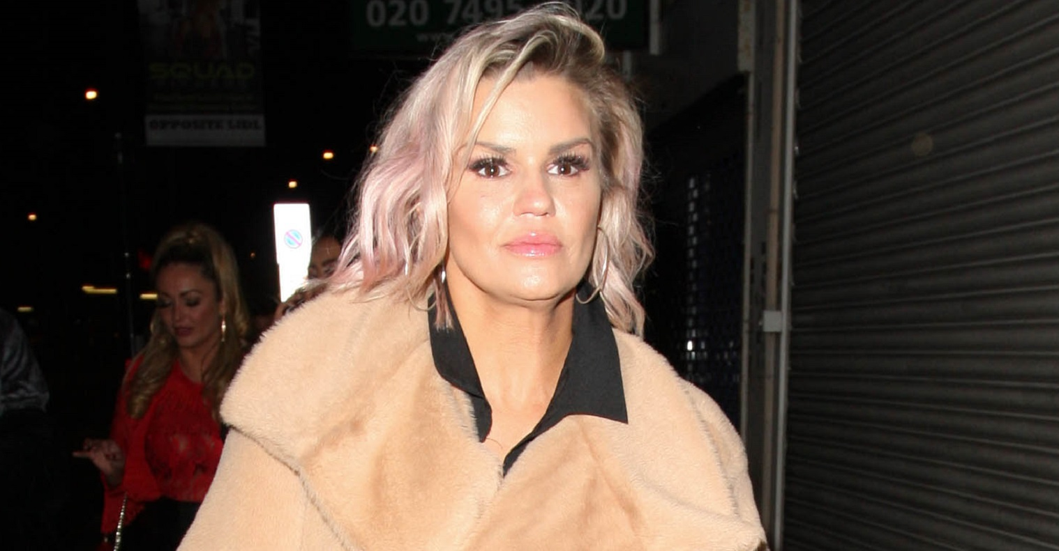 Kerry Katona reveals son Maxwell 'smashed up his bedroom' in lockdown rage