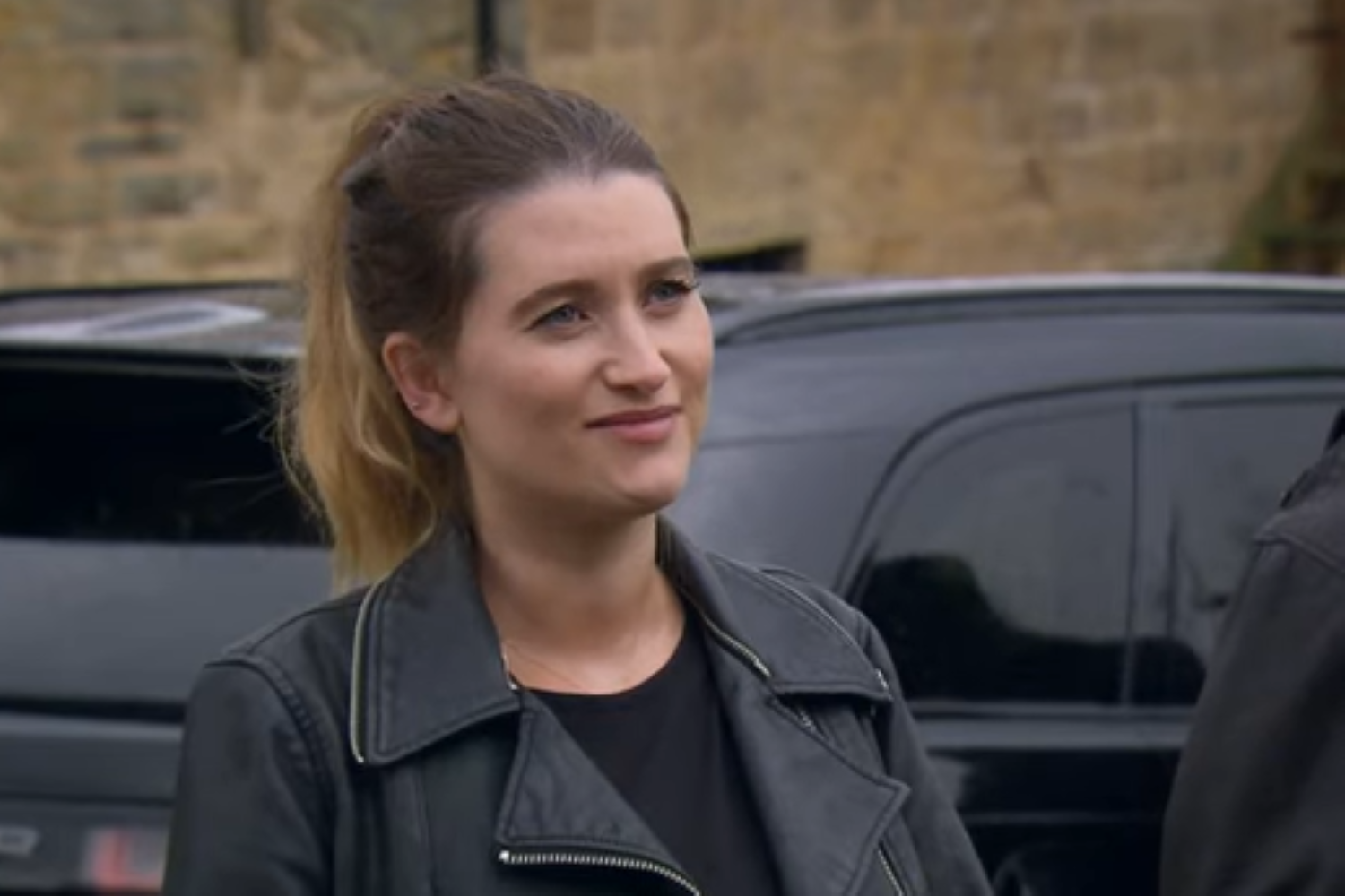Charley Webb in talks over Emmerdale return but says she's too focused on motherhood