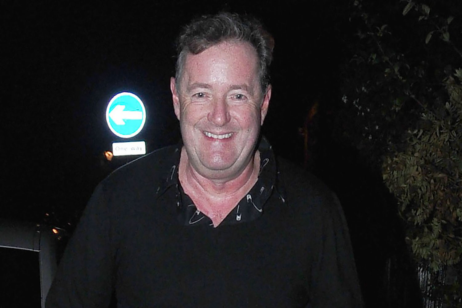 Piers Morgan branded 'hypocrite' for 'flouting social distancing rules'