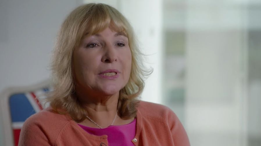 Patricia Yates of Visit Britain
