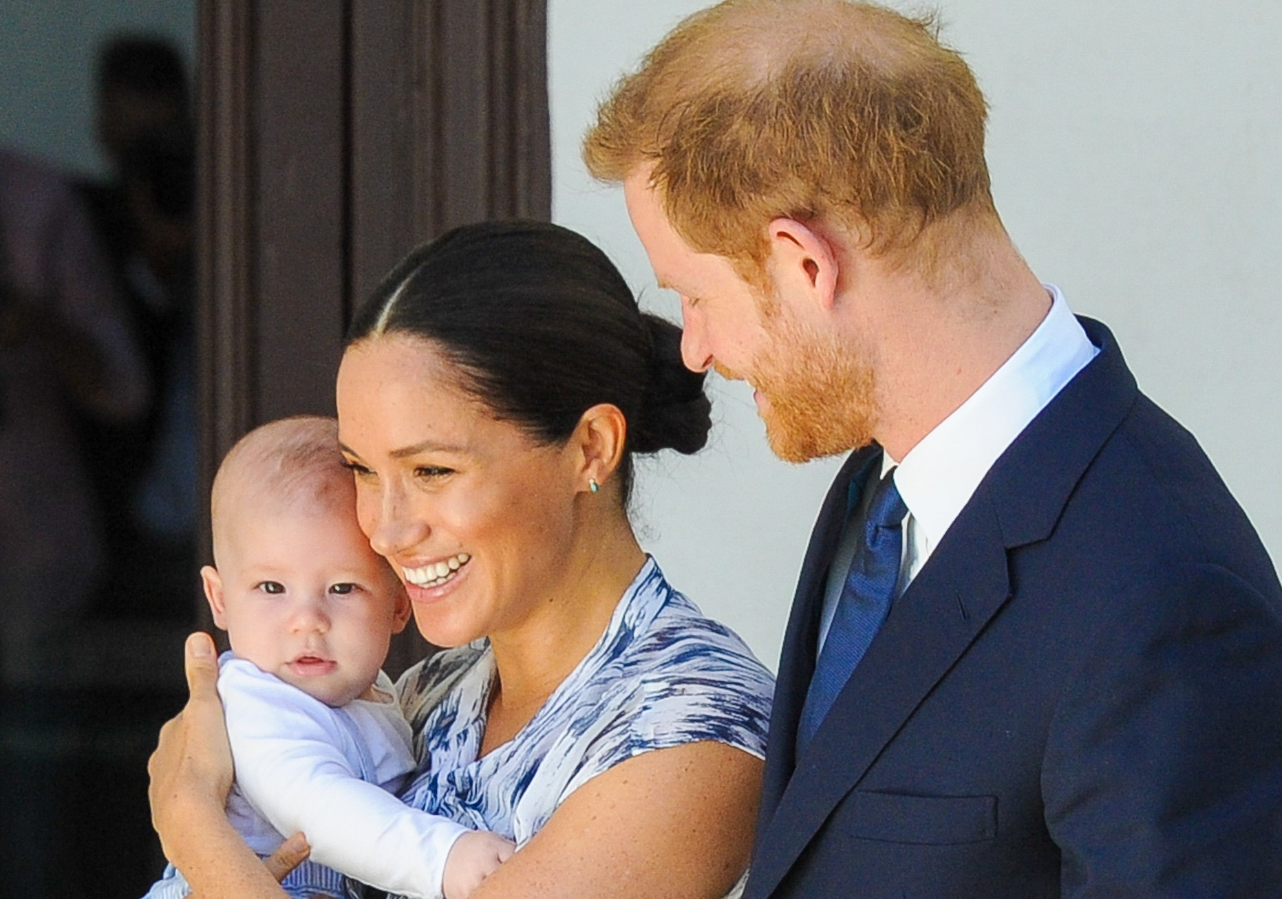 Meghan and Harry 'to celebrate wedding anniversary at home with Archie'