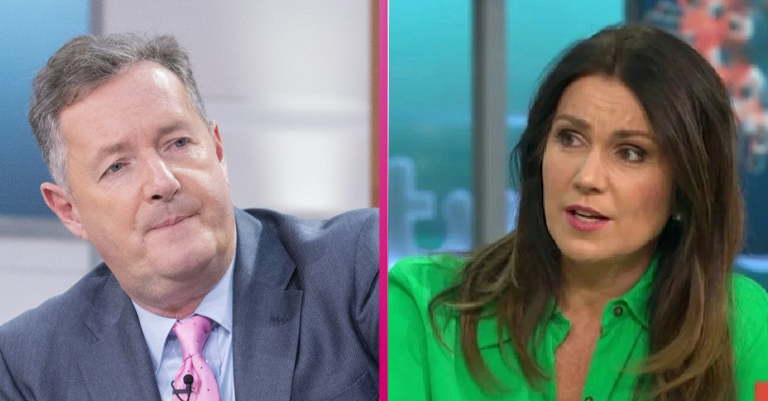 Piers Morgan announces he's taking time off from Good Morning Britain
