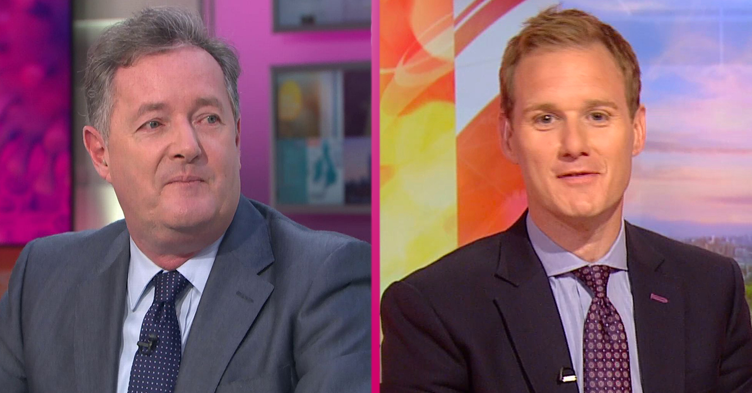 Good Morning Britain branded 'lowest of the low' after airing exclusive BBC Breakfast clip