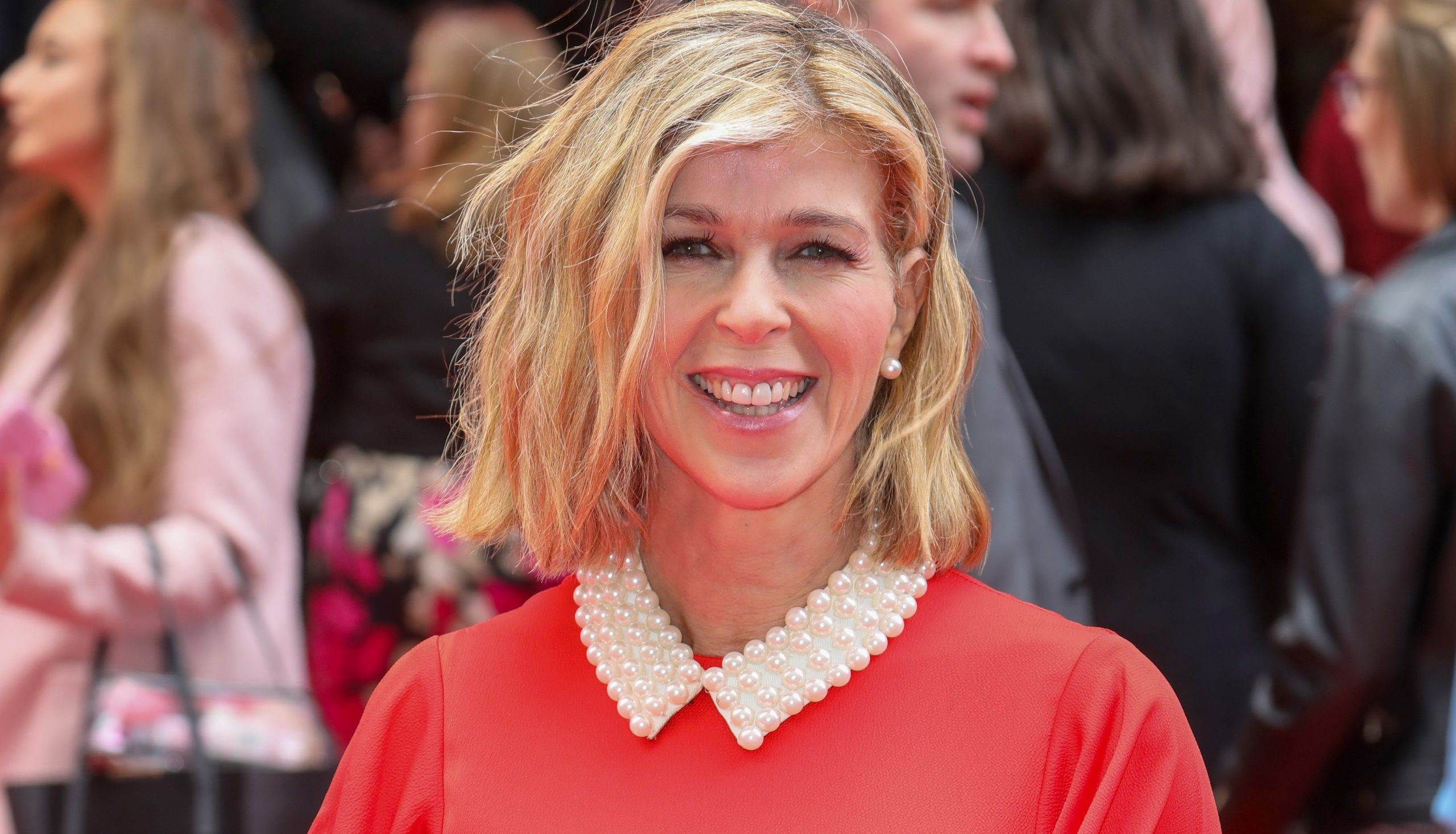 Kate Garraway 'given hope' by coronavirus survival stories as husband battles illness