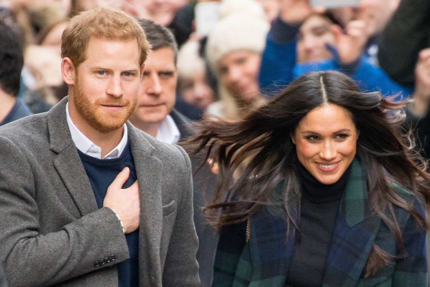 Prince Harry and Meghan Markle's worldwide  'agenda' revealed