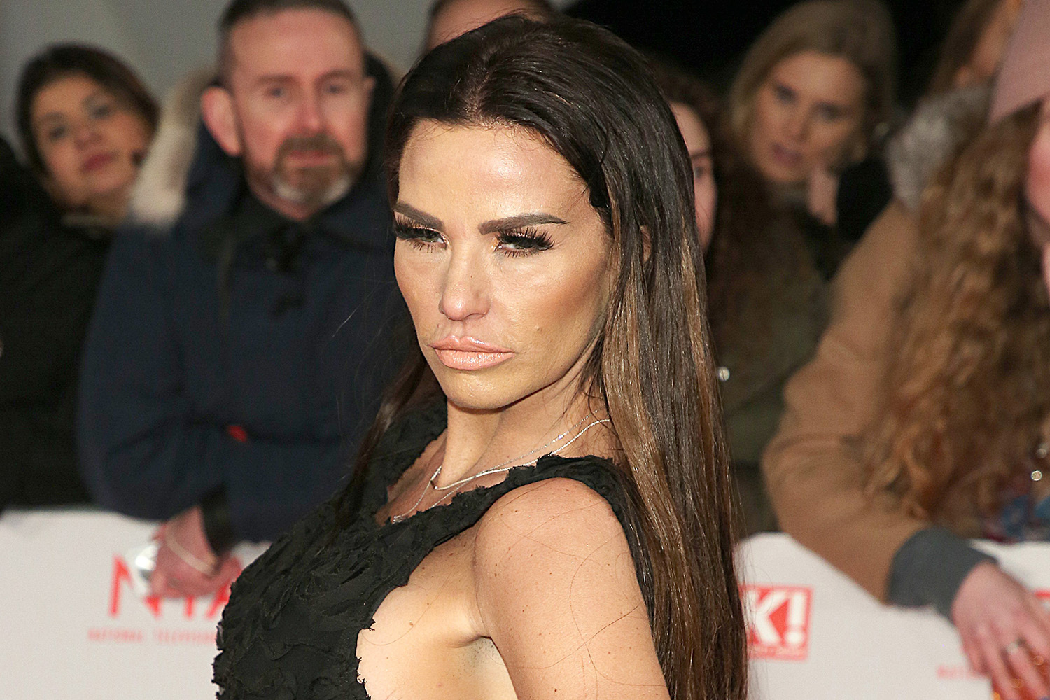 Katie Price's exes Peter Andre and Kieran Hayler 'in contact with each other to offer her help'