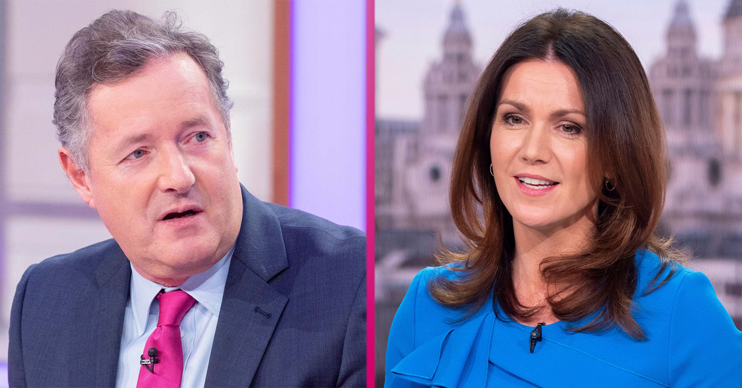 Piers Morgan will use time out to 'think' as he marks 'last day' on Good Morning Britain