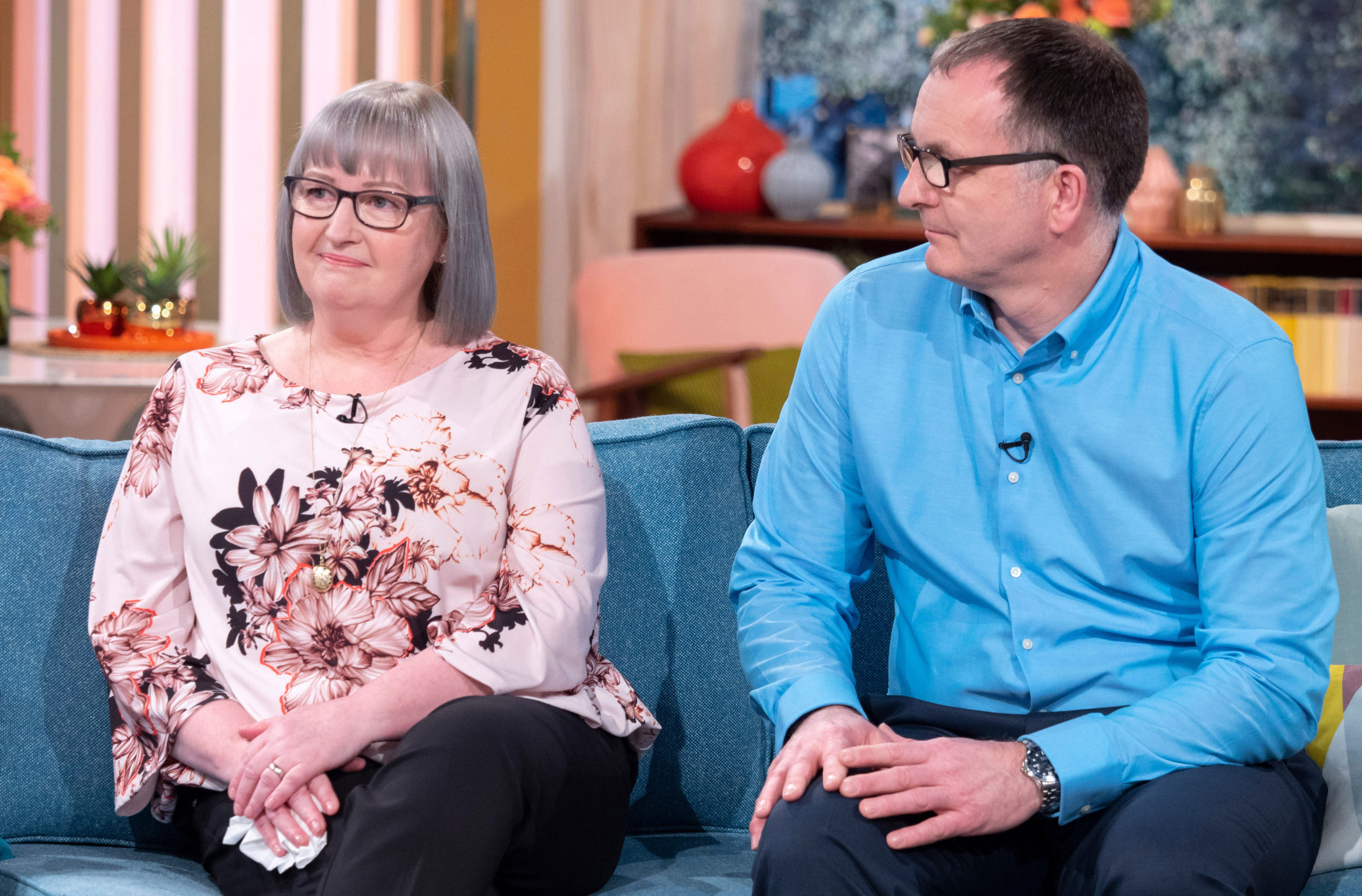 Are Rhys Jones' parents still together (Credit: ITV)