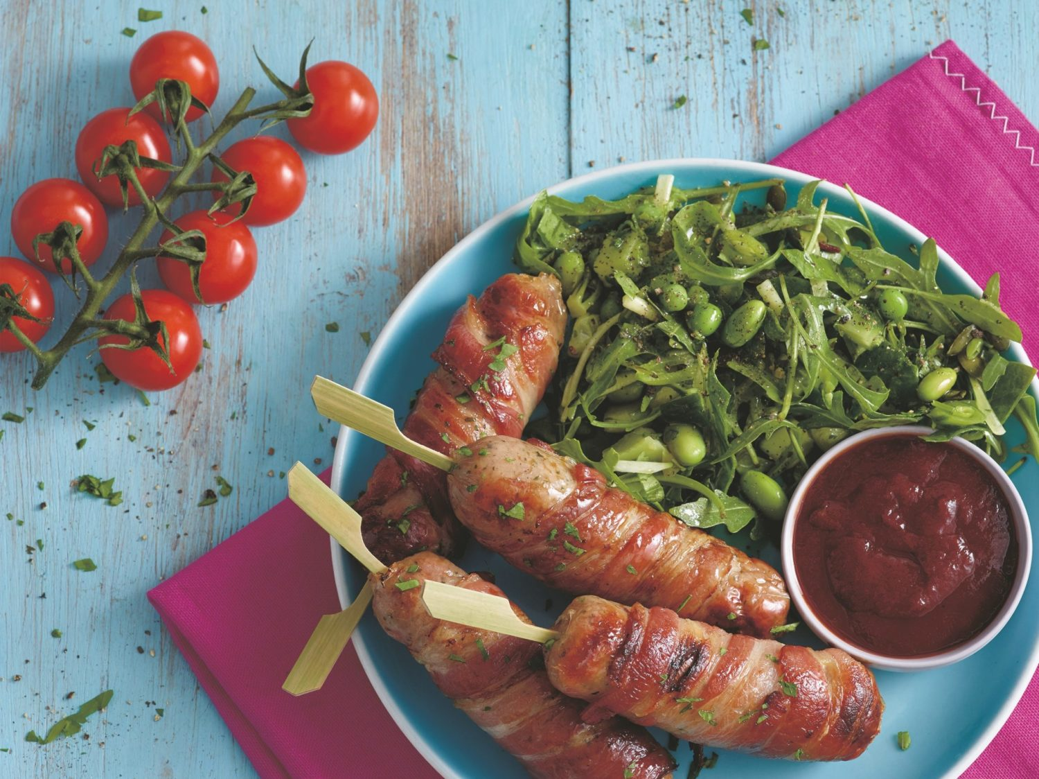 Aldi launches GIANT Pig in Blanket kebabs for barbecue season