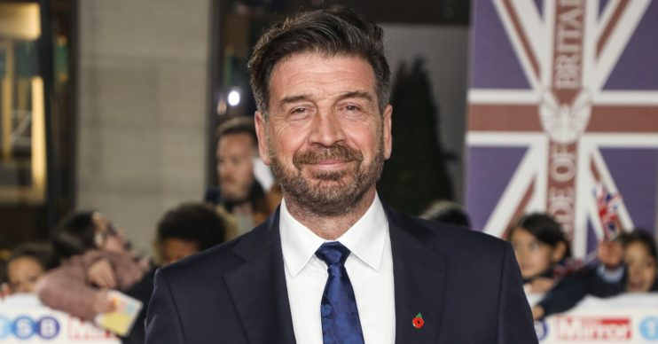 Nick Knowles hair