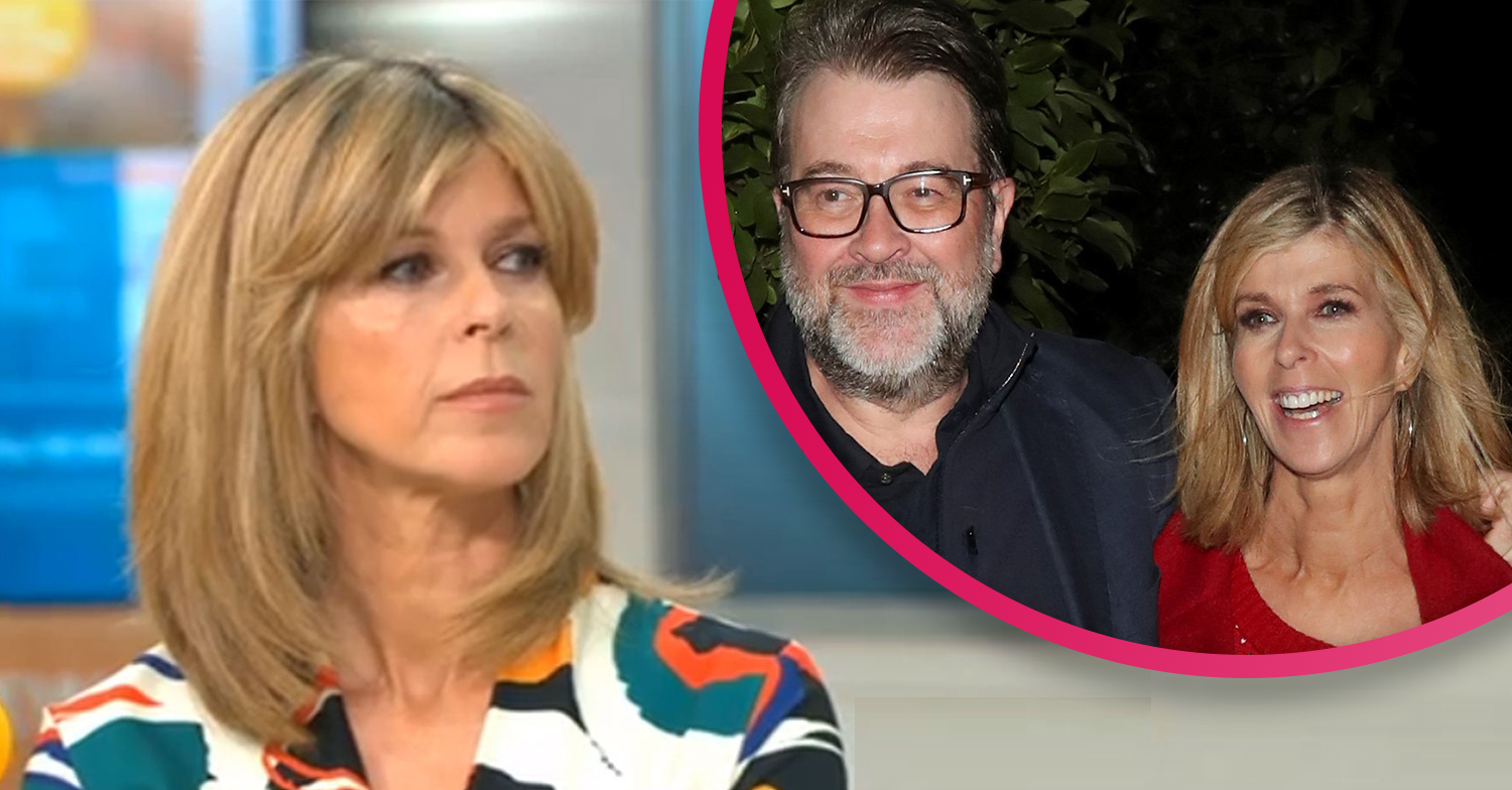 Kate Garraway makes return to GMB to give update on husband Derek as he fights coronavirus
