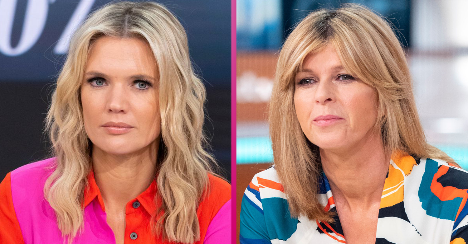 Charlotte Hawkins reveals Kate Garraway is going through 'awful time' on Good Morning Britain