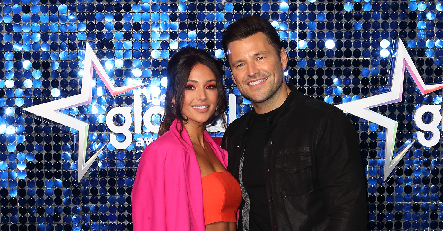 Michelle Keegan refuses to pick up Mark Wright's dirty pants!