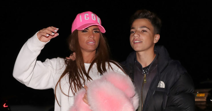 katie price son junior