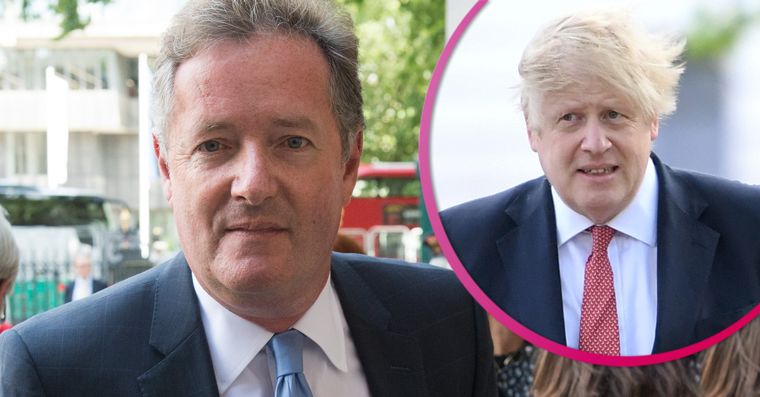 GMB accused of reaching new low as Piers Morgan attacks Boris Johnson's appearance